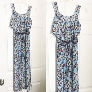 Other - BOGO Sale! Butterfly Maxi Dress